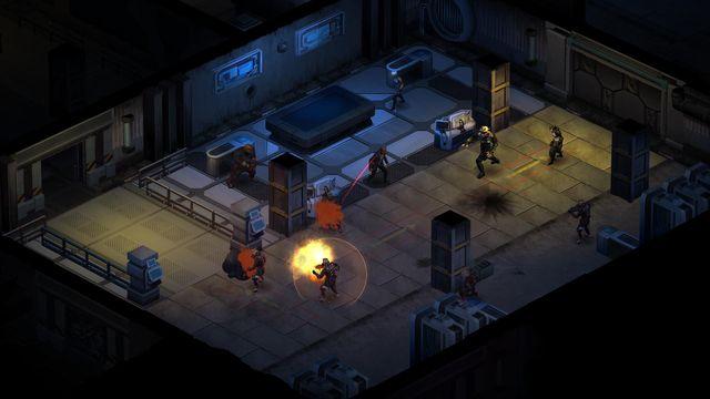 Shadowrun Returns: Dragonfall screenshot