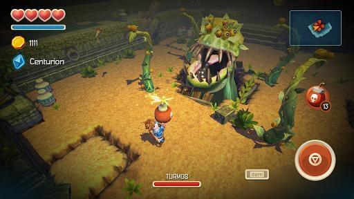 Oceanhorn screenshot