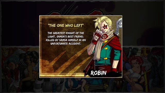 Samsa and the Knights of Light screenshot