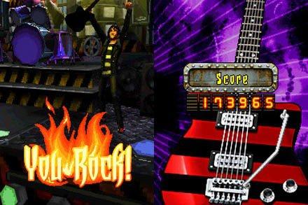 Guitar Hero On Tour: Modern Hits screenshot