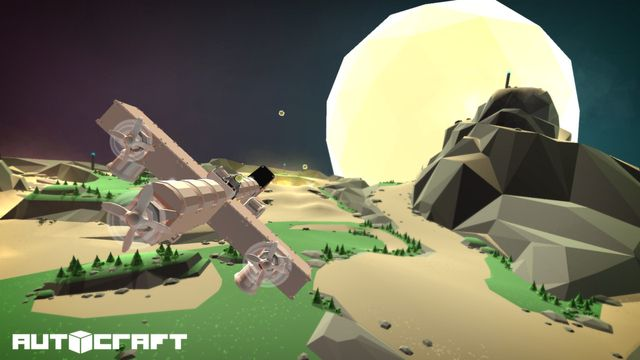 Autocraft screenshot