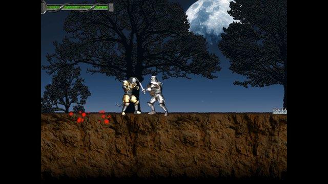 Knight Fighter screenshot