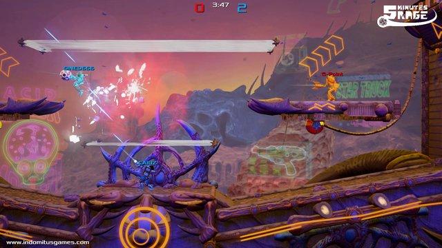 5 Minutes Rage screenshot