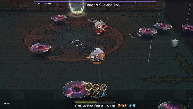 红石遗迹 - Red Obsidian Remnant screenshot