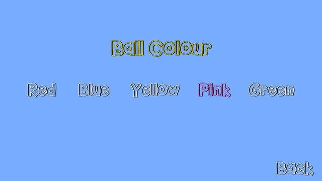 Ball Parkour screenshot