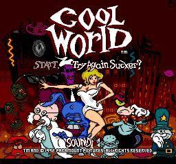 Cool World (1993) screenshot