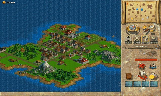 Anno 1602 A.D. screenshot