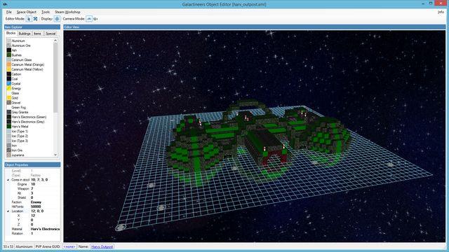 Galactineers screenshot