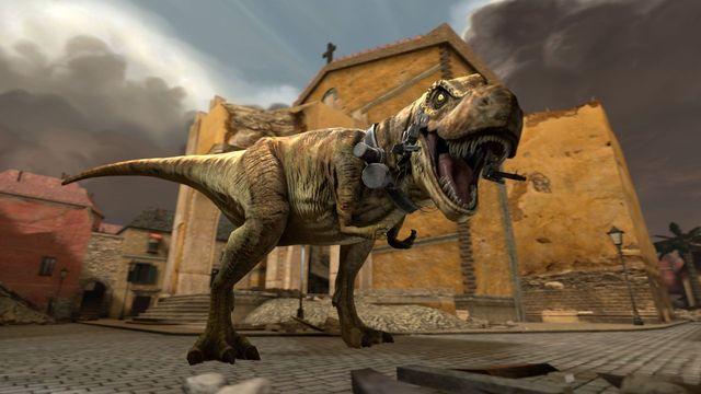 Dino D-Day screenshot