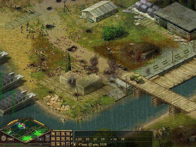 Антология Блицкриг screenshot