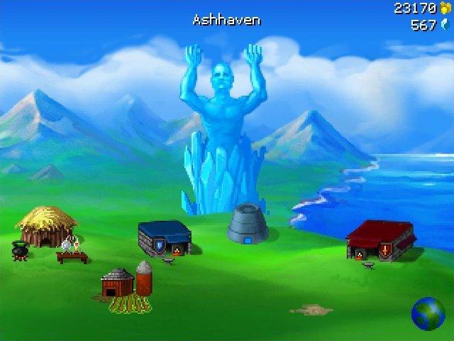 Heroes of a Broken Land screenshot