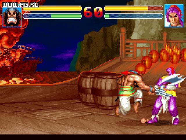 Sango Fighter 2 screenshot