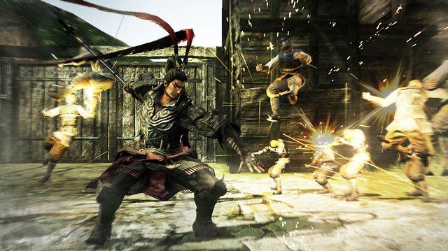 Dynasty Warriors 8 screenshot