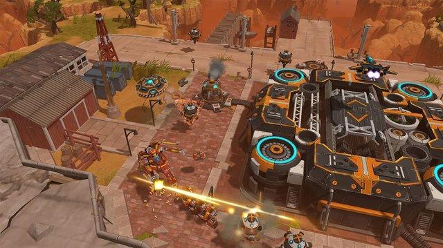 AirMech screenshot