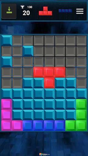 Quadris screenshot