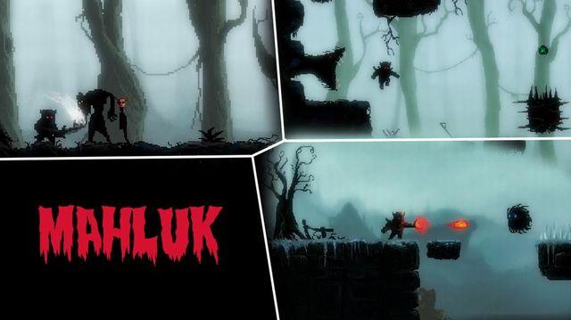 Mahluk:Dark demon screenshot