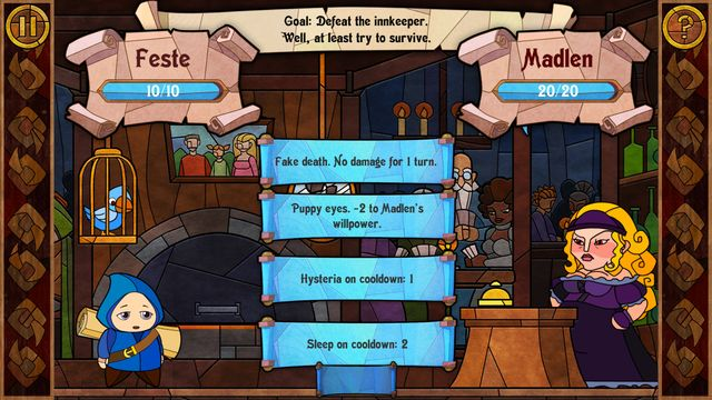 Message Quest screenshot