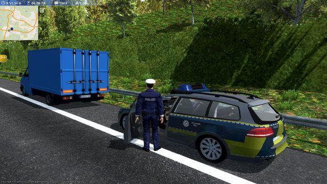 Autobahn Police Simulator screenshot