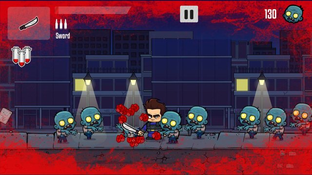 Sinister Zombies screenshot