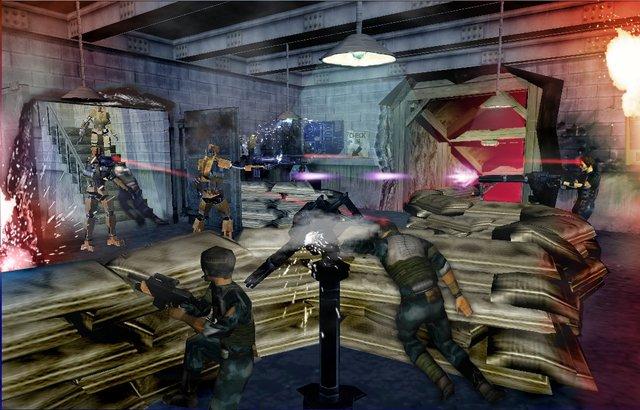 The Terminator: Dawn of Fate screenshot