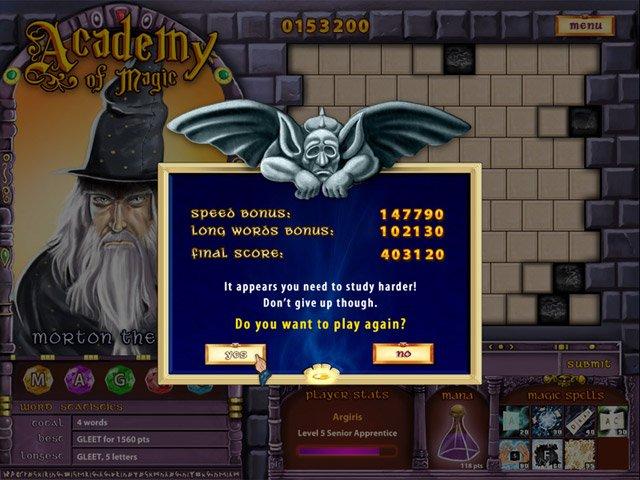 Academy of Magic: Word Spells screenshot