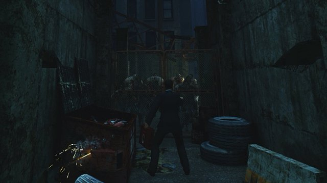 Dead Prison screenshot