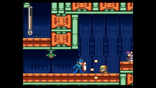 Mega Man 7 (1995) screenshot