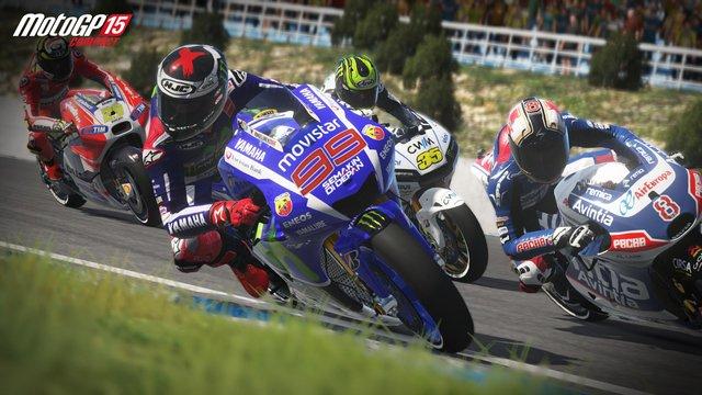 MotoGP 15 Compact screenshot