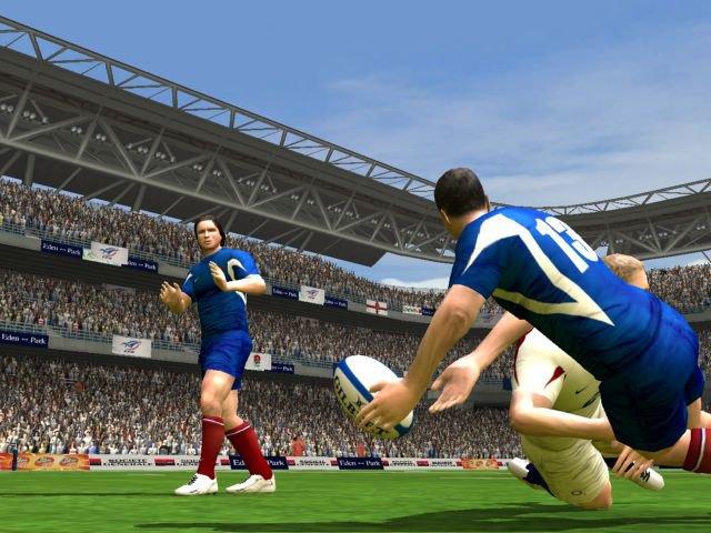 Rugby 06 screenshot