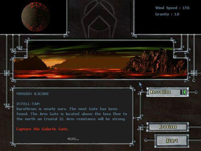 Total Annihilation screenshot