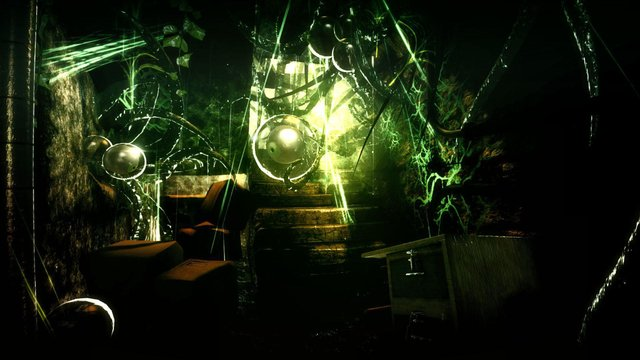 Albedo: Eyes From Outer Space screenshot