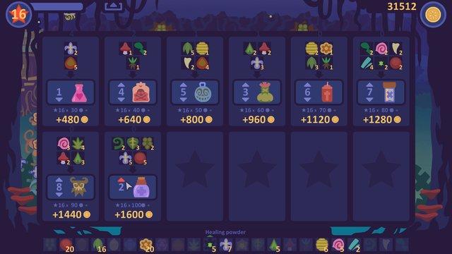 Voodoo Garden screenshot