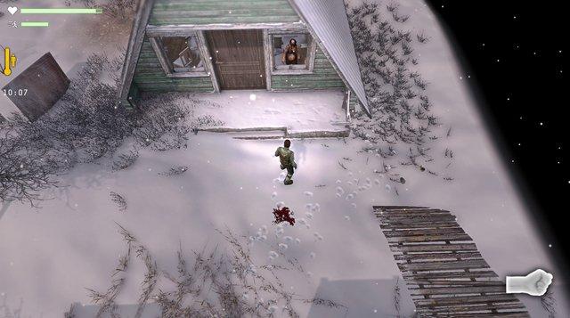 Frozen State screenshot