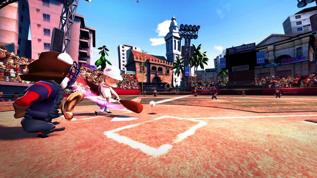SUPER MEGA BASEBALL screenshot