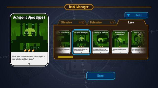 Monsters & Munitions screenshot