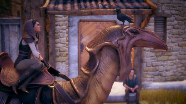 Dreamfall Chapters screenshot №3 preview