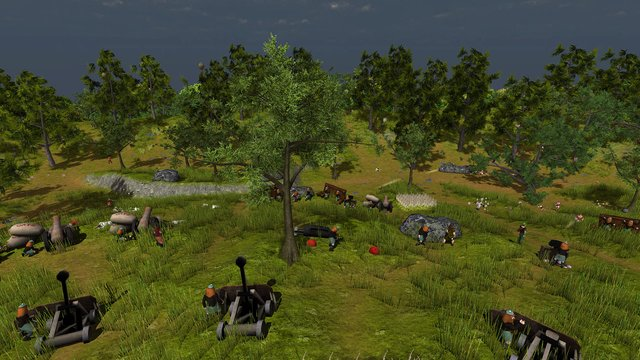 Defend The Highlands screenshot