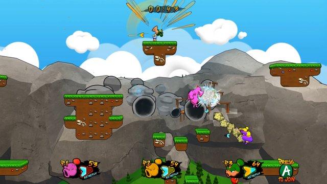 Blowhards screenshot