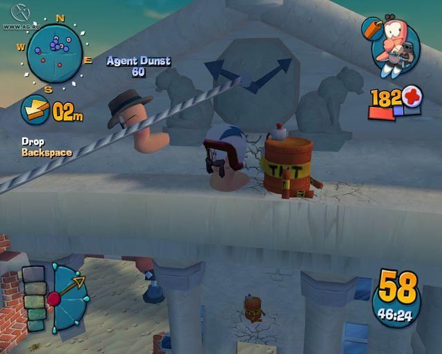 Worms 4: Mayhem screenshot