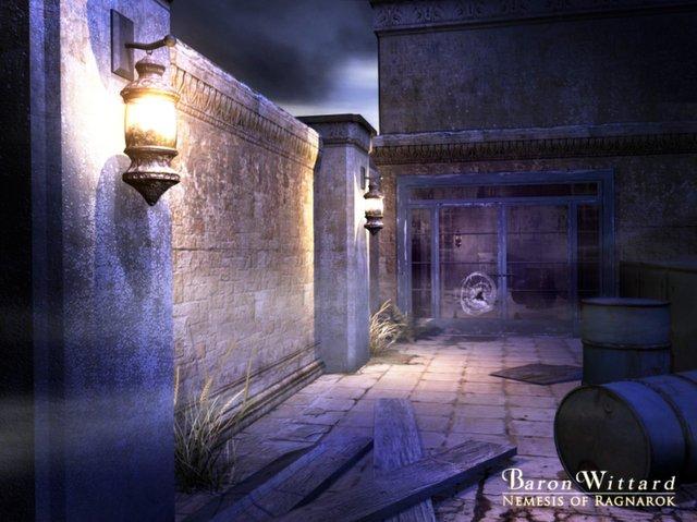 Baron Wittard: Nemesis of Ragnarok screenshot