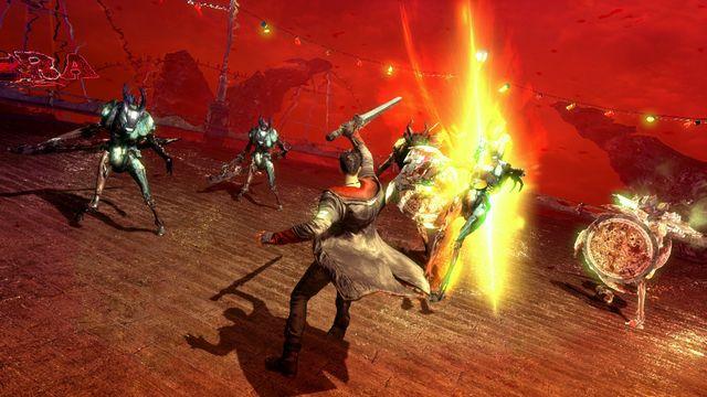 DmC: Devil May Cry - Кровавый дворец screenshot