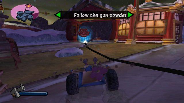 Sly 3: Honor Among Thieves screenshot