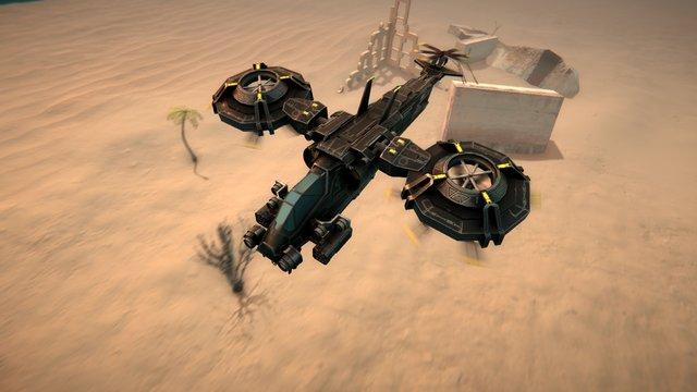 Sky Hawk screenshot
