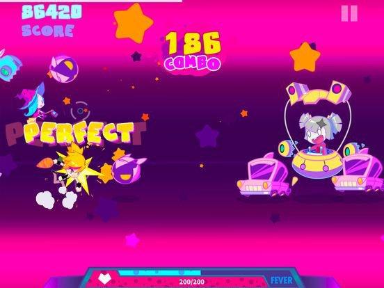 Muse Dash screenshot