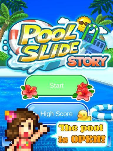 Pool Slide Story screenshot