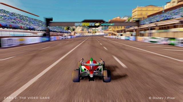 Тачки 2 screenshot