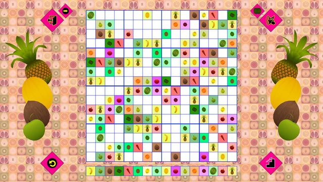 Fruit Sudoku🍉 3 screenshot