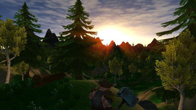 HammerHelm screenshot