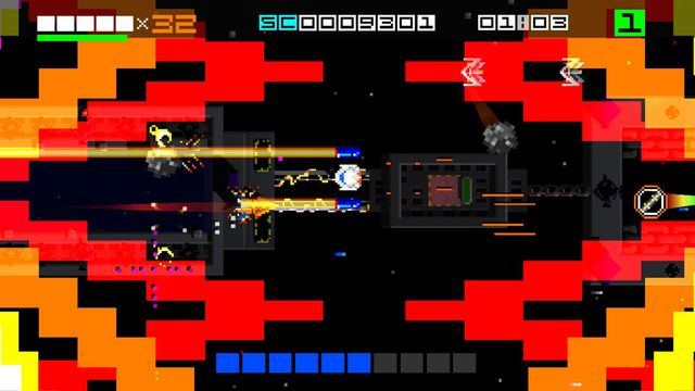Hyper Sentinel screenshot