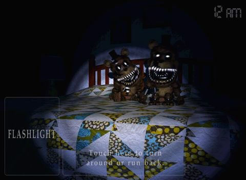 Five Nights at Freddy's 4 screenshot